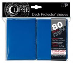 Pro-Matte Eclipse Card Sleeves - Blue (80)