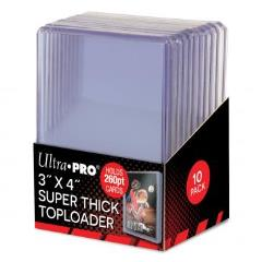 "Toploader - Super Thick (3"" x 4"") (10)"