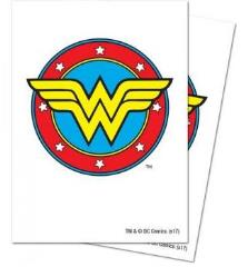 Deck Protector Sleeves - Justice League - Wonder Woman (65)