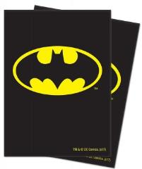 Deck Protector Sleeves - Justice League - Batman (65)