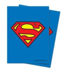 Deck Protector Sleeves - Justice League - Superman (65)