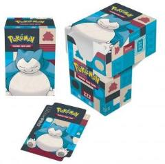 Full-View Deck Box - Pokemon, Snorlax