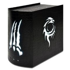 Opus Illuminated Card Chest - Dragonhide