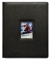 Window Premium Pro-Binder - 9 Pocket Pages, Black (20)
