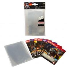 Oversized Clear Sleeves - 89mm x 127mm (40)