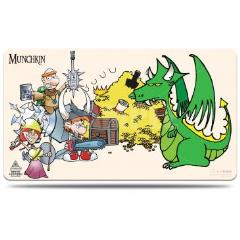 Playmat - Munchkin Platinum Dragon