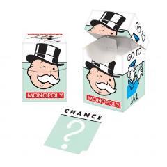 Pro-100+ Deck Box - Monopoly V2