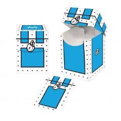 Pro-100+ Deck Box - Monopoly V3