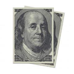 Fine Art - Benjamin Franklin Standard Deck Protector (100)
