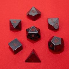 Hematite w/Red (7)