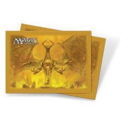 Card Sleeves - Magic 2013, Bolas vs Planeswalker Horizontal (80)
