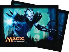 Card Sleeves - Gatecrash, Duskmantle Guildmage Dimir, Horizontal (80)