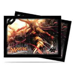 Card Sleeves - Dragon's Maze, Exaval (80)