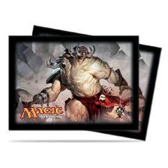 Card Sleeves - Dragon's Maze, Ruric Thar (80)