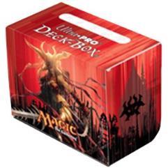 Side Loading Deck Box - Dragon's Maze, Exava, Rakdos Blood Witch, Rakdos