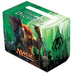 Side Loading Deck Box - Dragon's Maze, Varolz, The Scar-Striped, Golgari