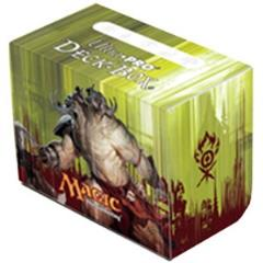 Side Loading Deck Box - Dragon's Maze, Ruric That the Unbowed, Gruul