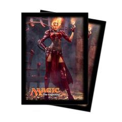 Card Sleeves - Magic 2014, Chandra, Vertical (80)