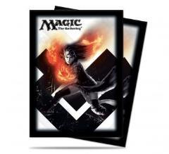 Card Sleeves - Magic 2015, Chandra (10 packs of 80)