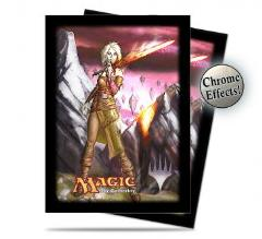 Card Sleeves - Commander 2014, Nahiri the Lithomancer (120)