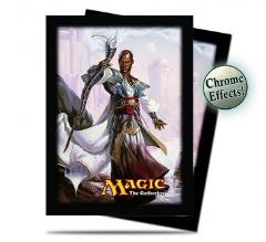 Card Sleeves - Commander 2014, Teferi - Temporal Archmage (120)