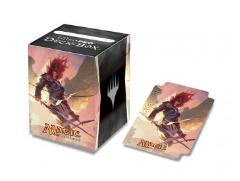 Pro-Deck Box - Commander, Aurelia the Warleader