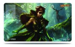 Playmat - Commander 2014, Freyalise - Llanowar's Fury
