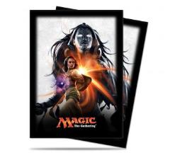 Card Sleeves - Magic Origins, Liliana Vess (10 Packs of 80)