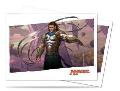 Card Sleeves - Battle for Zendikar, Gideon (10 Packs of 80)