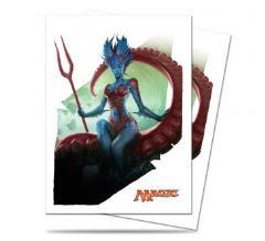 Card Sleeves - Battle for Zendikar, Kiora (10 Packs of 80)