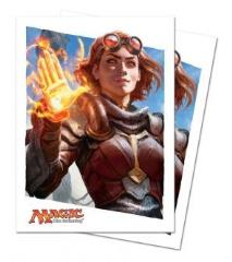 Card Sleeves - Oath of the Gatewatch, Oath of Chandra (80)