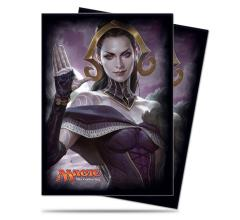 Card Sleeves - Eldritch Moon, Oath of Liliana (80)
