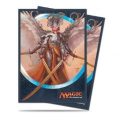 Card Sleeves - Kaladesh Angel of Invention (80)