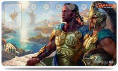 Playmat - Commander 2016, Kynaios and Tiro of Meletis