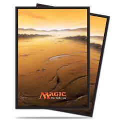 Card Sleeves - Mana Series 5 - Plains (80)
