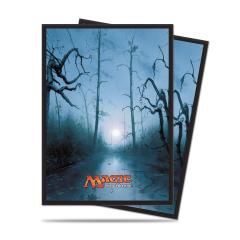 Card Sleeves - Mana Series 5 - Swamp (10 Packs of 80)
