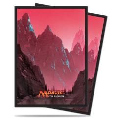 Card Sleeves - Mana Series 5 - Mountain (80)