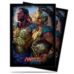 Card Sleeves - Commander 2016, Kynaios and Tiro of Meletis (120)