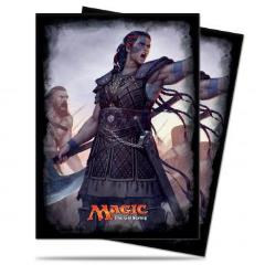 Card Sleeves - Commander 2016, Saskia the Unyielding (120)