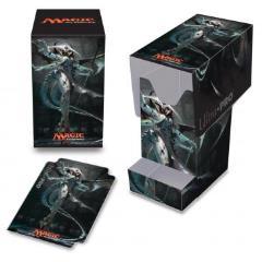 Pro-100+ Deck Box w/Tray - Atraxa, Praetor's' Voice