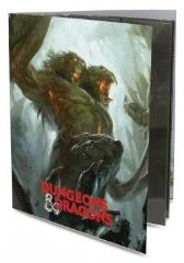 Dungeons & Dragons Character Portfolio - Demogorgon - 9 Pocket Pages