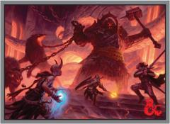 Standard Card Sleeves - Fire Giant (10 Packs of 50)