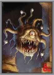 Standard Card Sleeves - Beholder (50)