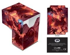 Full View Deck Box - Fire Giant