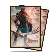 Card Sleeves - Amonkhet, Gideon (80)