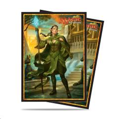 Card Sleeves - Amonkhet, Nissa (80)