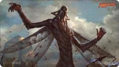 Playmat - Hour of Devastation, The Locust God