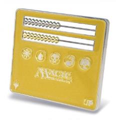 Abacus Life Counter - Gold