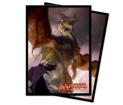 Card Sleeves - Commander 2017, Draconic Domination (120)