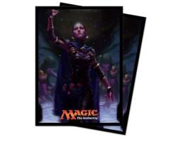 Card Sleeves - Commander 2017, Arcane Wizardry (120)